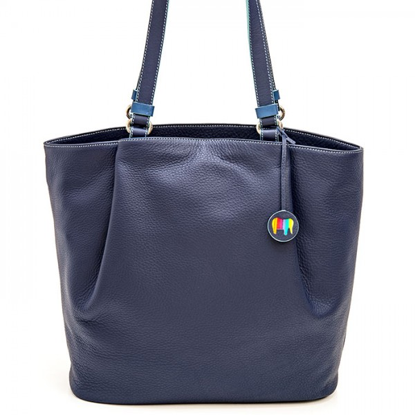 Verona Shopper Denim