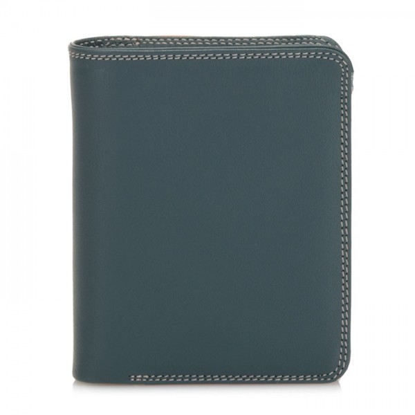 Medium Zip Wallet Urban Sky
