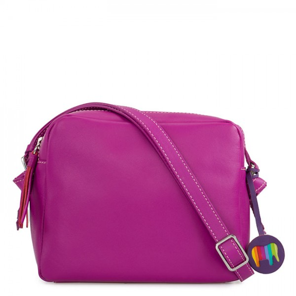 Bruges Camera Bag Fuchsia
