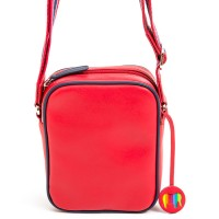 Auckland N/S Camera Bag Red