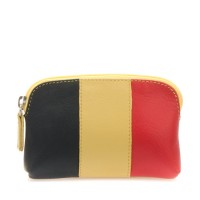Flag Purse Belgium