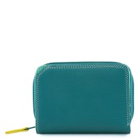 Small Zip Wallet Mint