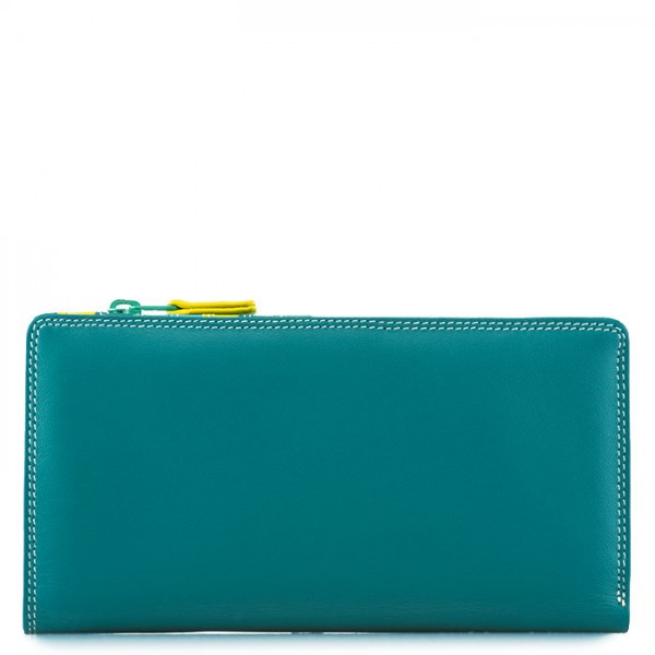 12 CC Zip Wallet Mint
