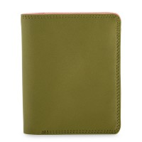 Medium Zip Wallet Olive