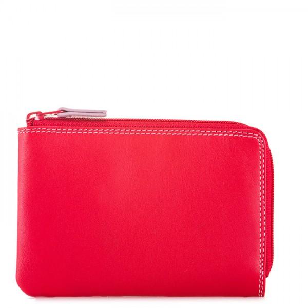 Portafoglio con zip (8 CC) Ruby
