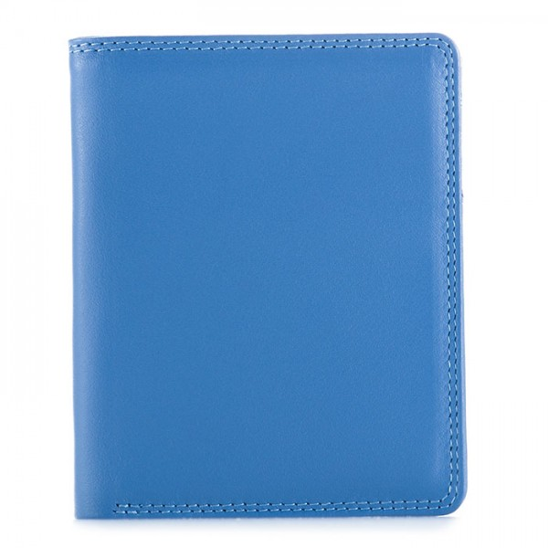 Bi-fold Wallet River Blue