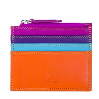 Credit Card Holder w/Zip Pocket Copacabana