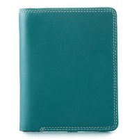 Medium Zip Wallet Mint