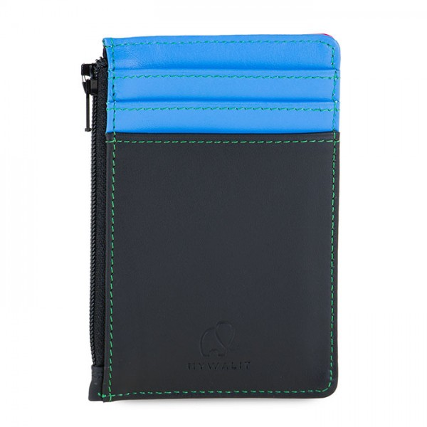 Credit Card Holder with Coin Purse Burano