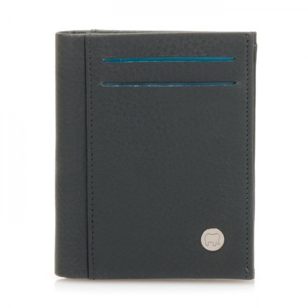 Panama Medium Wallet Smokey Grey