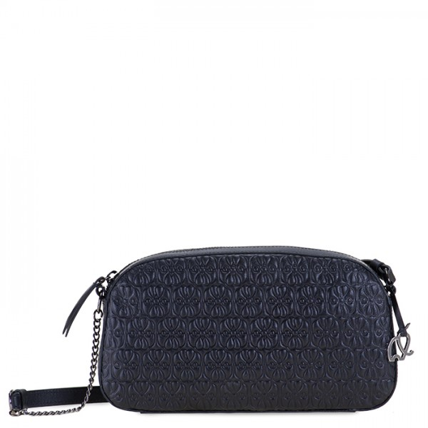 Elefante Cross Body Black