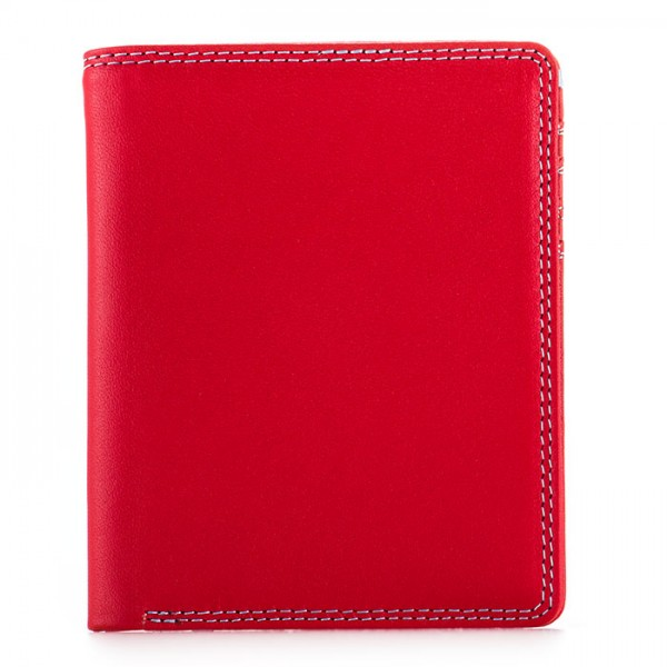 Bi-fold Wallet Red
