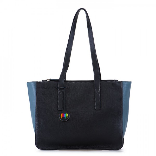 Rhodes E/W Shopper Black