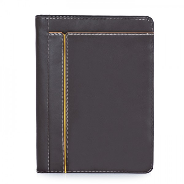 Office A4 Document Case Mocha