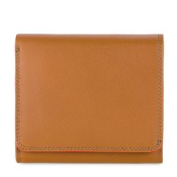 Tray Purse Wallet Caramel