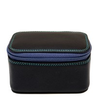 Compact Jewellery Box Black Pace