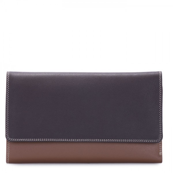 Checkbook Holder/Wallet Mocha