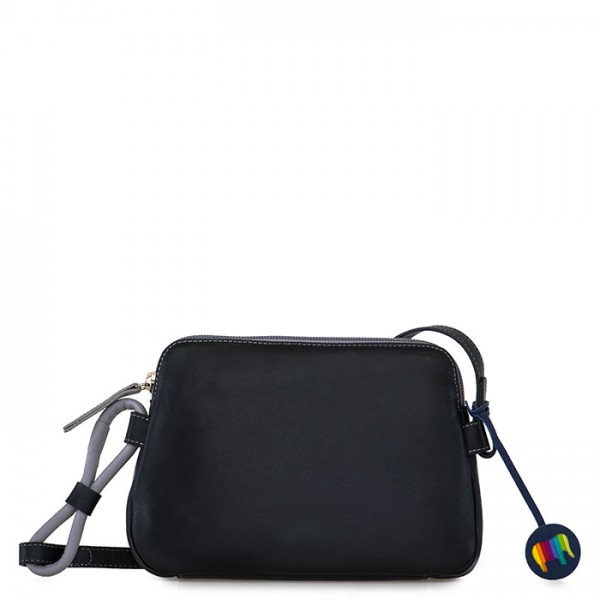 Caracas Small Crossbody Black