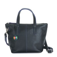 Naples Small Crossbody Black
