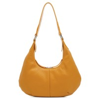 Bergamo Small Shoulder Bag Yellow