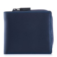Standard Wallet w/Zip Section Kingfisher