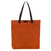 Shopper N/S Matera Marrone Castagno