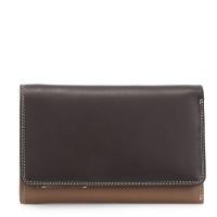 Medium Tri-fold Wallet Mocha