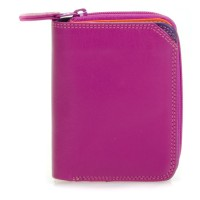 Small Zip Wallet Sangria Multi