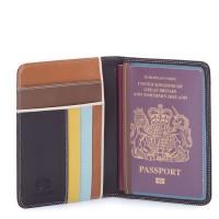 RFID Passport Cover Mocha