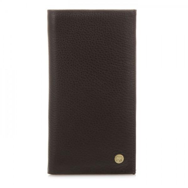 Panama Breast Pocket Wallet Brown