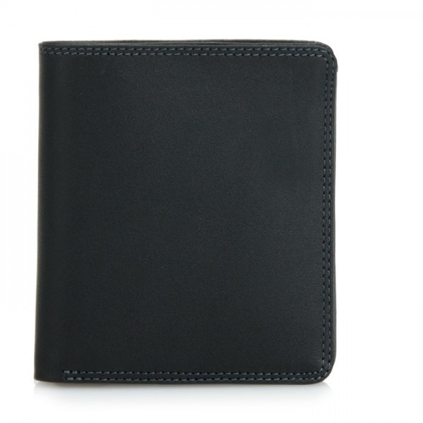 Standard Wallet Black Smokey Grey