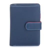Medium Snap Wallet Royal