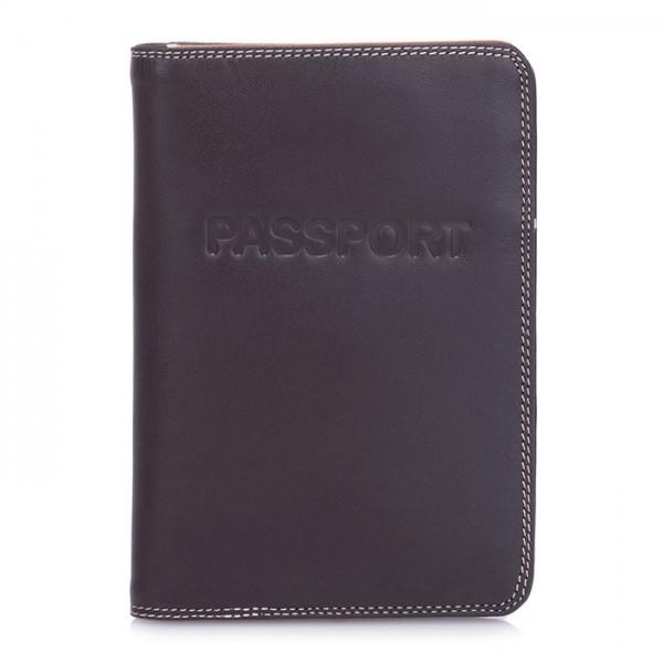 Passport Cover Mocha