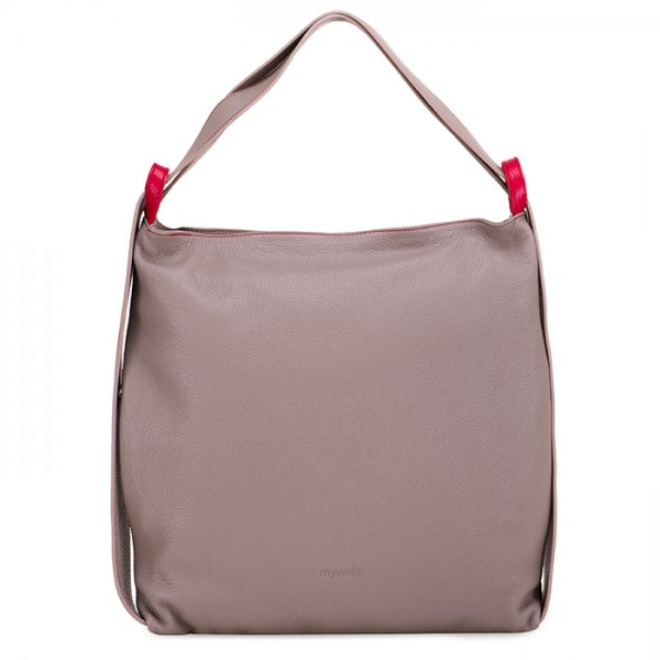 Venezia Hobo/Backpack Converter Red