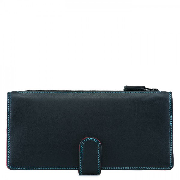 Tab Purse Wallet Black Pace