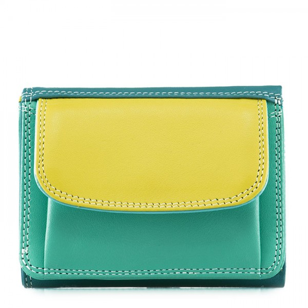 Mini Tri-fold Wallet Mint