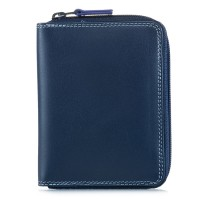 Men's Coin Tray Wallet Royal