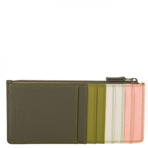 Credit Card Bill Holder Olive