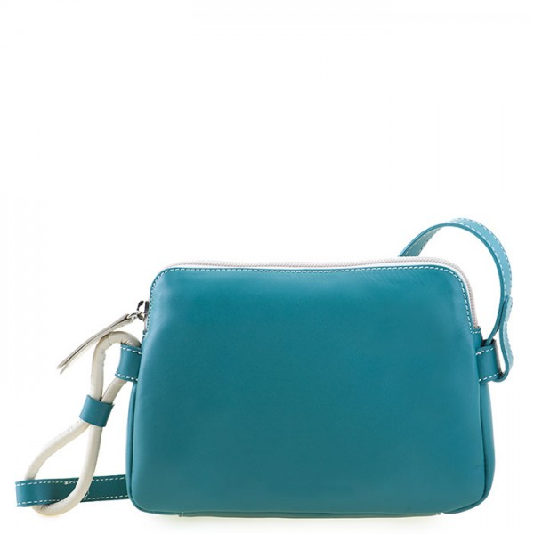 Caracas Small Crossbody Teal