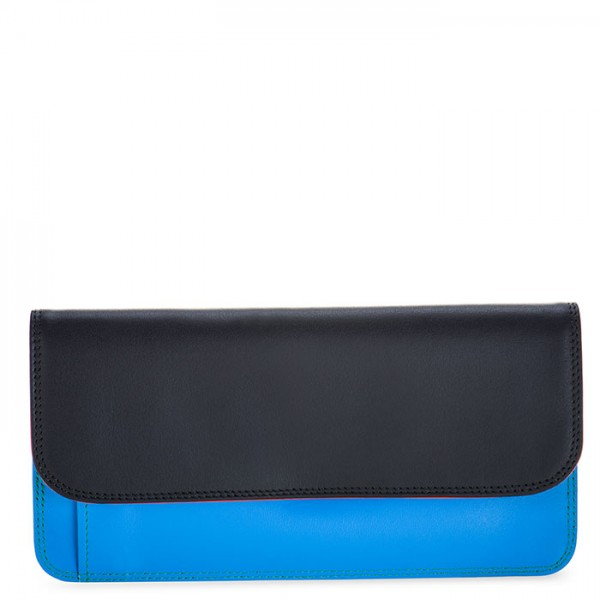 Simple Flapover Purse/Wallet Burano