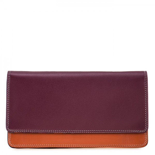 Medium Matinee Wallet Chianti
