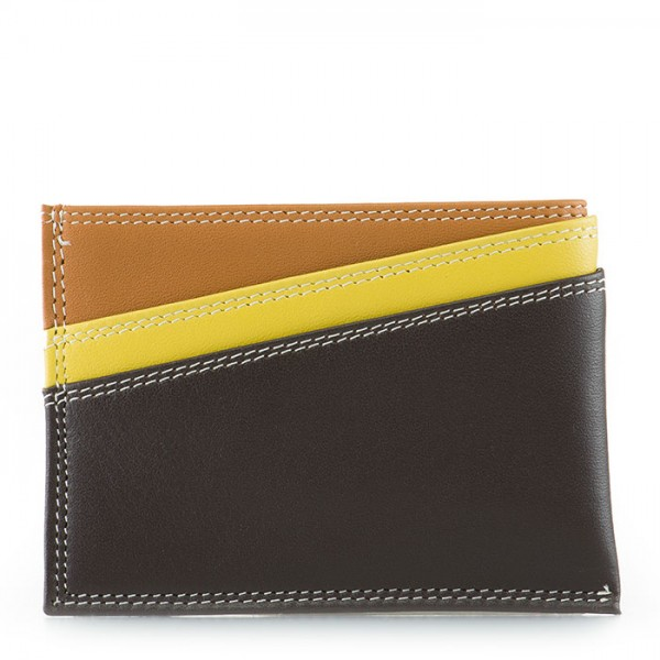 E/W Credit Card Cover Mocha