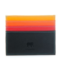 Double Sided Credit Card Holder Black Pace