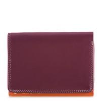 Small Tri-fold Wallet Chianti