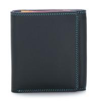 Portafoglio classico con portamonete Black Pace