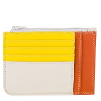Slim Credit Card Holder with Coin Purse Puglia