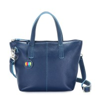 Naples Small Crossbody Blue