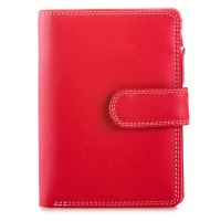 Medium Snap Wallet Ruby
