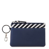 Venice Coin Purse Navy