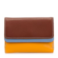 Double Flap Purse/Wallet Siena